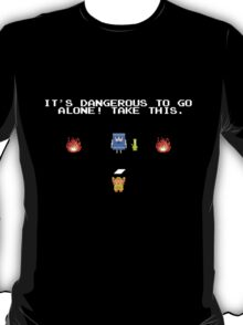 Always take a Towel - Zelda T-Shirt