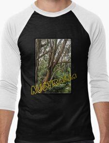Gum tree in grunge T-Shirt