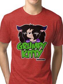 Grumpy Faith Tri-blend T-Shirt