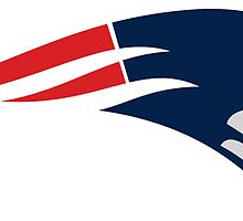 New England Patriots by caroline33099