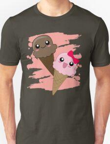 Kawaii Ice Cream Unisex T-Shirt