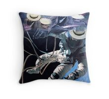 Re-entry Malfunction 2. Throw Pillow
