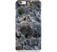 Rocks and water iPhone Case/Skin