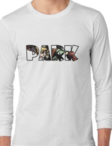 """""""Link"""" in """"Park"""" Long Sleeve T-Shirt"""