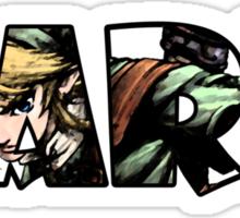 """""""Link"""" in """"Park"""" Sticker"""