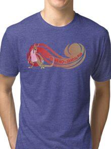 Xeno the Sandslash Tri-blend T-Shirt