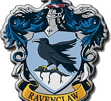 Ravenclaw Crest - Harry Potter by caroline33099