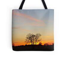 Lonesome Plains Tote Bag