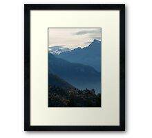 Kingdom in the Sky Framed Print