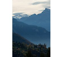 Kingdom in the Sky Photographic Print