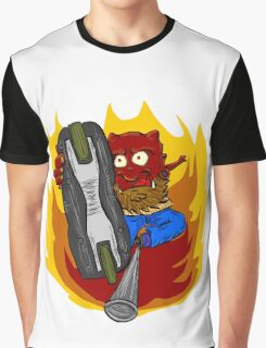 Devil's Fishbrain Graphic T-Shirt