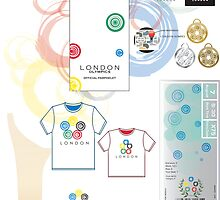 Olympic Brand & identity by delonte089