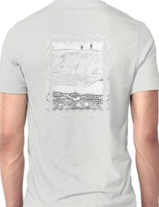 under the wind turbines Unisex T-Shirt