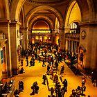 Metropolitan Museum of Art by ArtLandscape