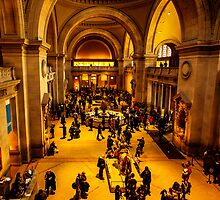 Metropolitan Museum of Art by ArtLandscape