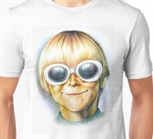 Teenage Spirit - Third grader Kurt Cobain/Nirvana illustration  Unisex T-Shirt