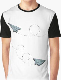 vintage paper planes Graphic T-Shirt