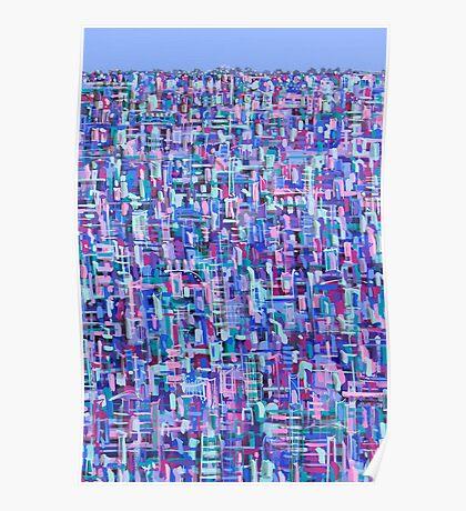 Urban Matrix Poster