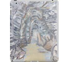 Hall of Rocks iPad Case/Skin