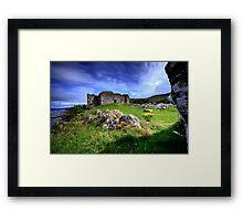 Castle Sween Framed Print