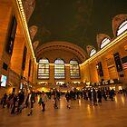 Grand Central Station by ArtLandscape
