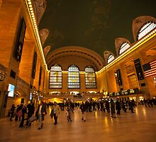Grand Central Station by ArtLandscape