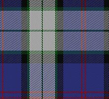00086 Sinclair Dress (Dance) Clan Tartan Fabric Print Iphone Case by Detnecs2013