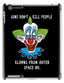 Killer Klowns Kill People by jarhumor