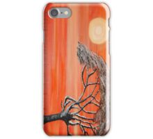 Safari Sunset 2 iPhone Case/Skin