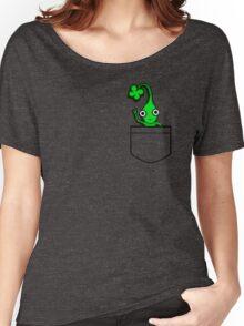 PIKCLOVER Women's Relaxed Fit T-Shirt