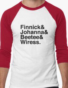 Finnick & Johanna & Beetee & Wiress. T-Shirt