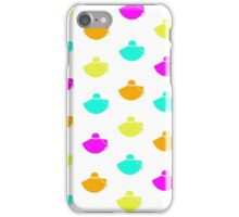 Hat Pattern  iPhone Case/Skin