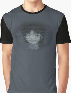 Static Lain Graphic T-Shirt
