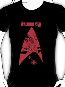 The Walking Red... Shirts T-Shirt