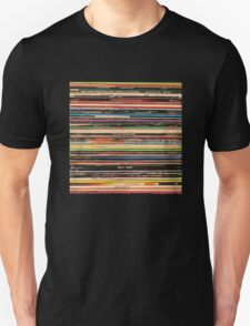Vinyl Records Alternative Rock T-Shirt