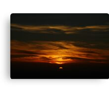 In Case You Missed It Canvas Print
