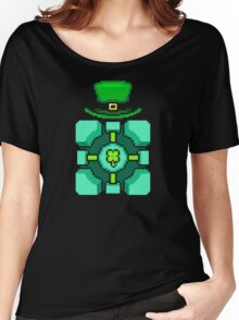 LEPRECHAUN CUBE Women's Relaxed Fit T-Shirt