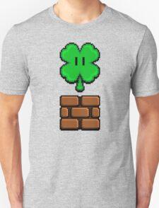 CLOVER POWERUP Unisex T-Shirt