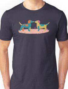 Paper Dogs Unisex T-Shirt