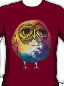 Blob Owl T-Shirt