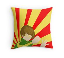 Persona 4 Chie Satonaka Throw Pillow