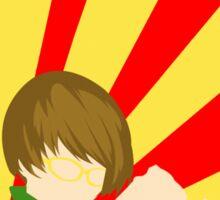 Persona 4 Chie Satonaka Sticker