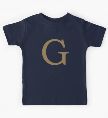 Weasley Sweater - G (All letters available!) Kids Tee