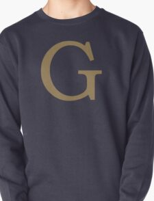 Weasley Sweater - G (All letters available!) T-Shirt