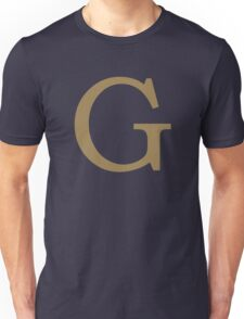 Weasley Sweater - G (All letters available!) Unisex T-Shirt