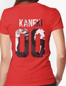 Tokyo Ghoul : Ken Kaneki 00 Womens Fitted T-Shirt