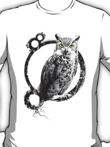 Horned Owl T-Shirt