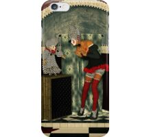 The Puppet Show iPhone Case/Skin