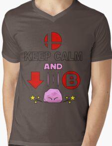Kirby Stone : Smash Bros SSB4 T-Shirt