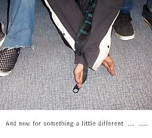 Something Different - Poor Mens' Feet by Robert Phillips